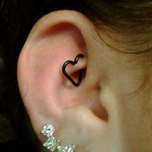 Jewelry - heart earring (6)